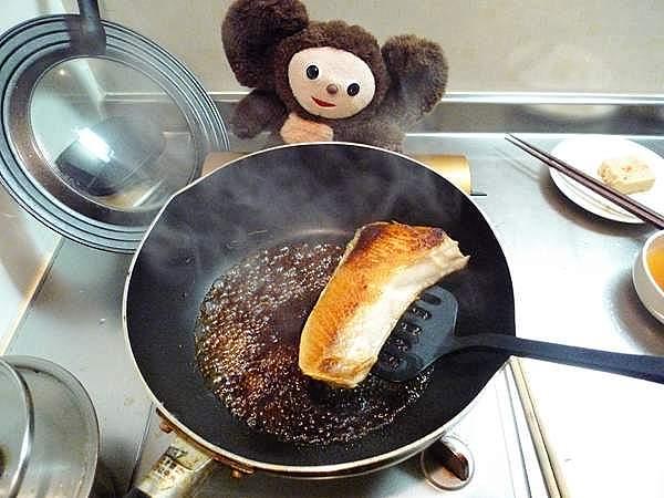 ブリのてり焼き 作り方