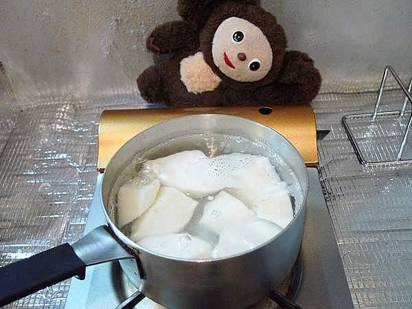 大根煮 作り方