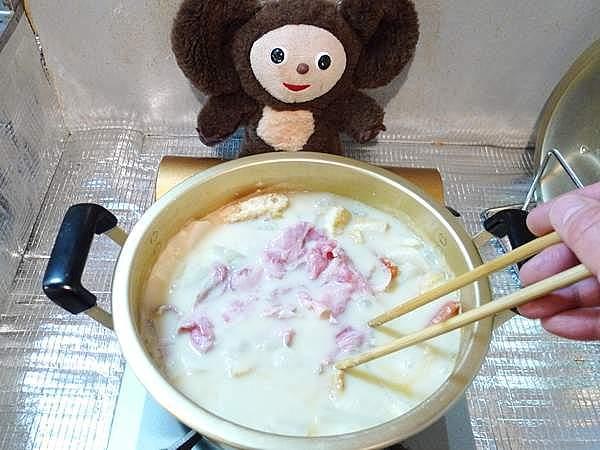 豚の粕汁 作り方