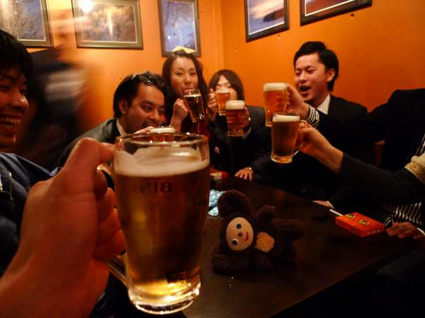マチコちゃん誕生パーティー