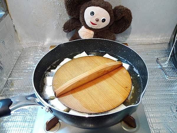 生節と豆腐の煮付け 作り方