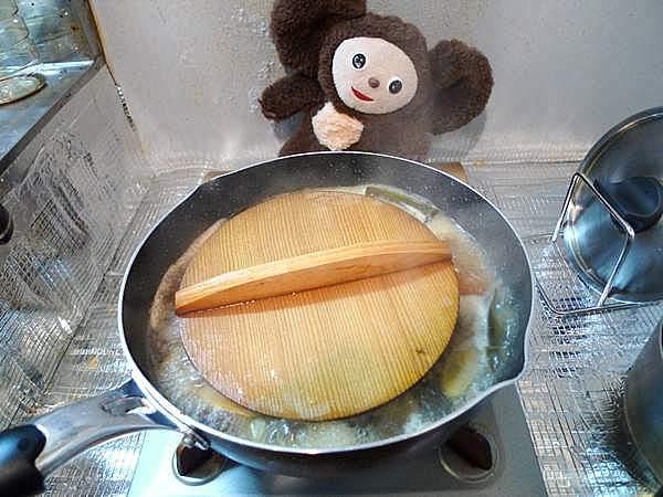 鯛のあら炊き 作り方