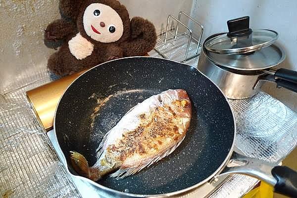 鯛の塩焼き 作り方