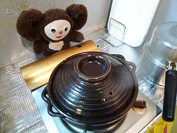 タケノコご飯 作り方