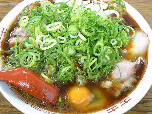 新福菜館三条店