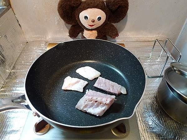 鯛の若竹汁 作り方