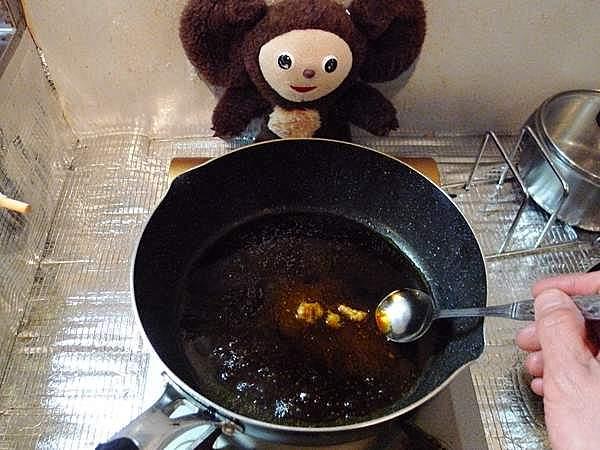 フライパンの焼き鳥 作り方
