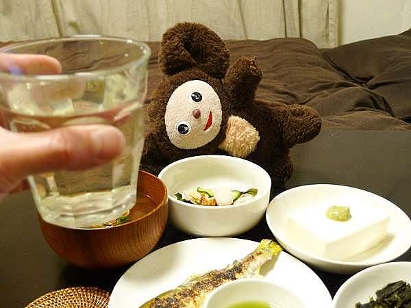 酒は冷や酒