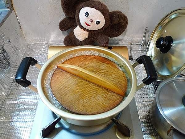 ツバスの煮付け 作り方