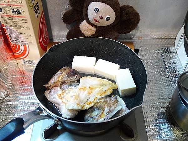 鯛の酒蒸し 作り方