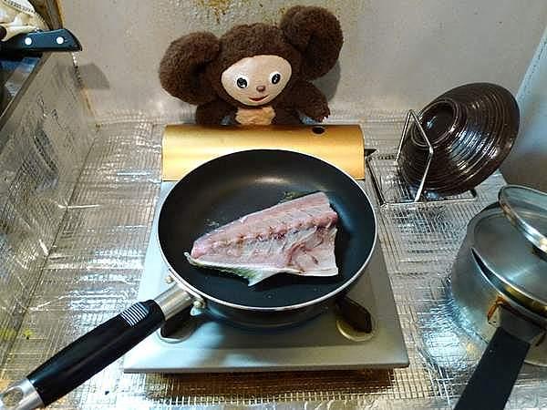 ツバス炊き込みご飯 作り方