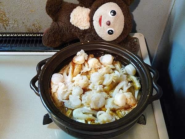 ホタテご飯 作り方