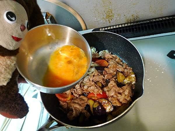 豚とナスのトマト炒め 作り方