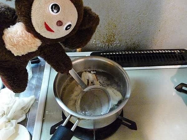 鯛あら汁 作り方