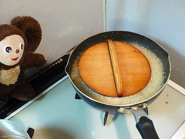 鯛あらと豆腐の炊き合わせ 作り方
