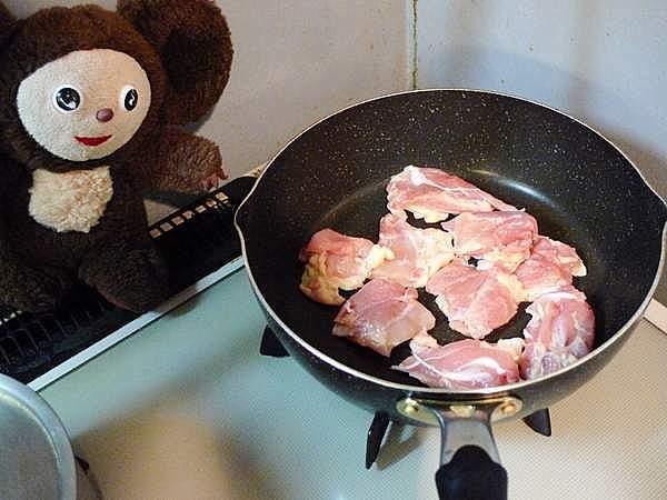 鶏の梅ダレ焼き 作り方