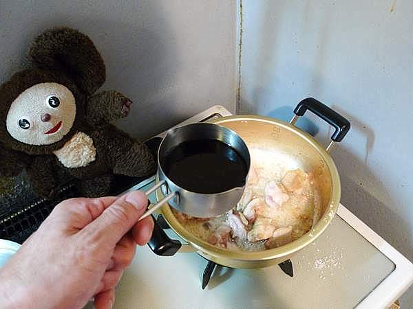 鶏すき 作り方