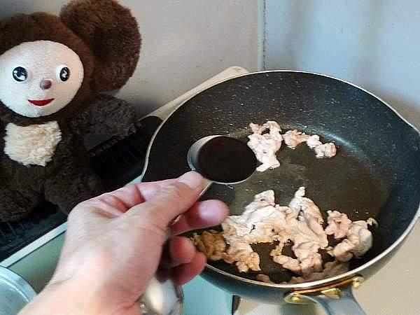 豚肉の焼きソバ 作り方
