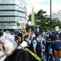 京都駅前カウンター