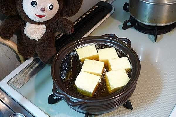 湯豆腐 作り方