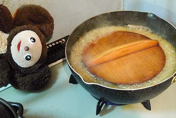 ショウガ煮