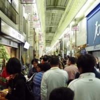 三条会商店街・夜市