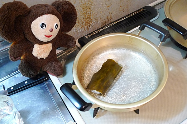 粕汁の作り方