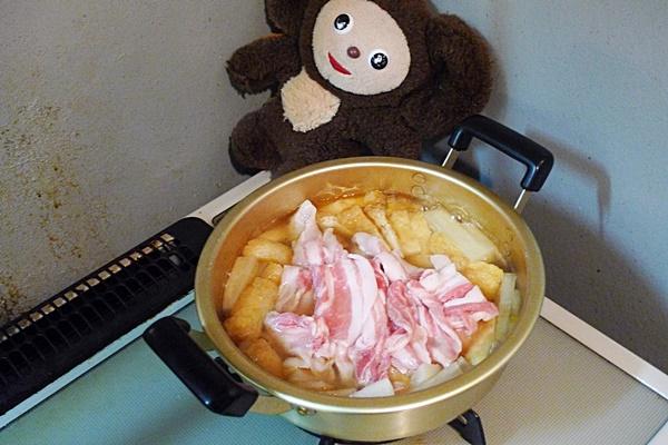 豚の粕汁作り方