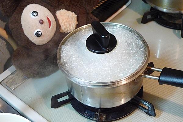 ご飯の炊き方