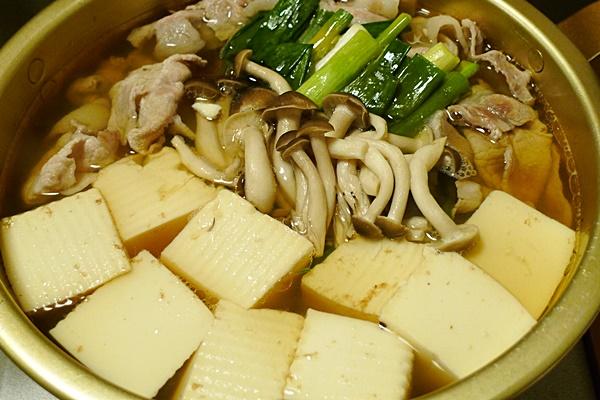 豚の肉豆腐