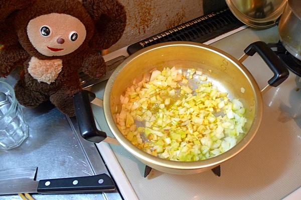 チキントマト鍋