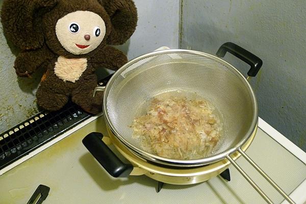 鶏団子のミルク鍋