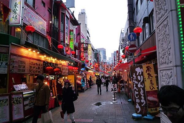 神戸元町・中華街