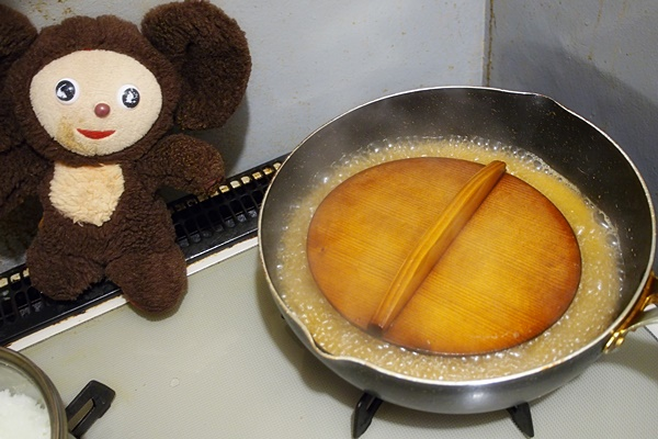 サバのしょうが煮