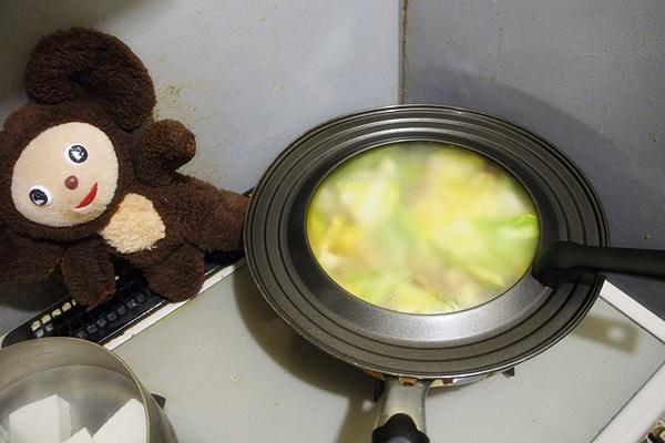 春キャベツと豚肉のみそ炒め