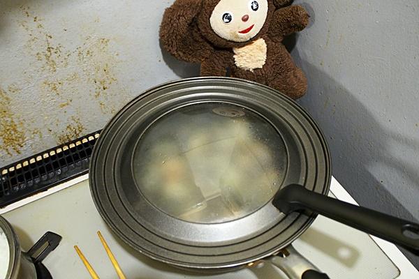 あさりのオイスター炒め