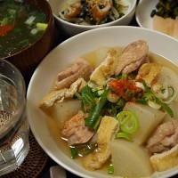 鶏肉と大根煮