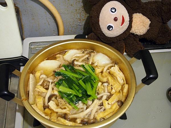 カブと豚肉のさっぱり煮