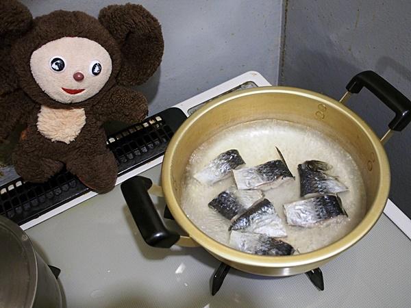 にしんとナスの炊いたん