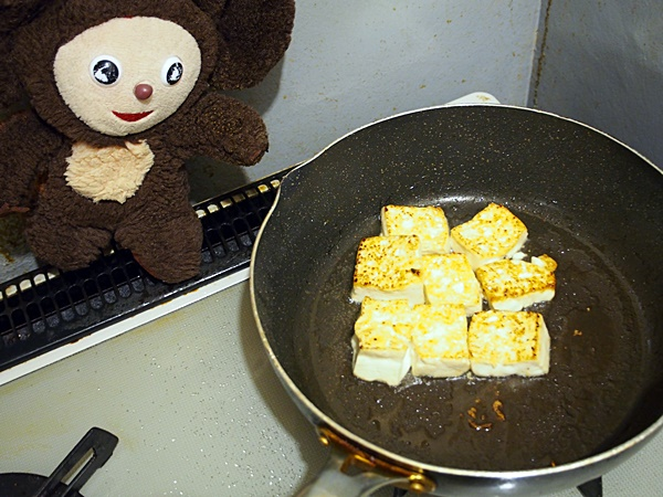 ゴーヤチャンプルー生卵入り 作り方