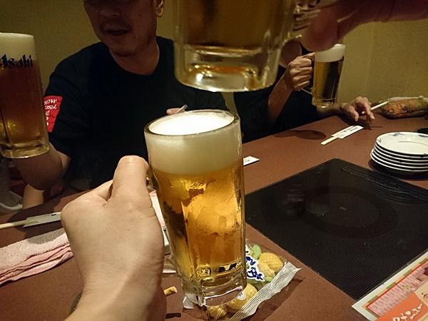 7月5日神戸元町カウンター
