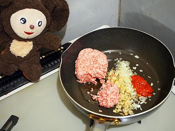 マーボーゴーヤ 作り方