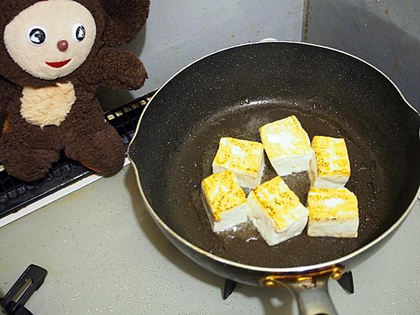 キムチのゴーヤチャンプル 作り方