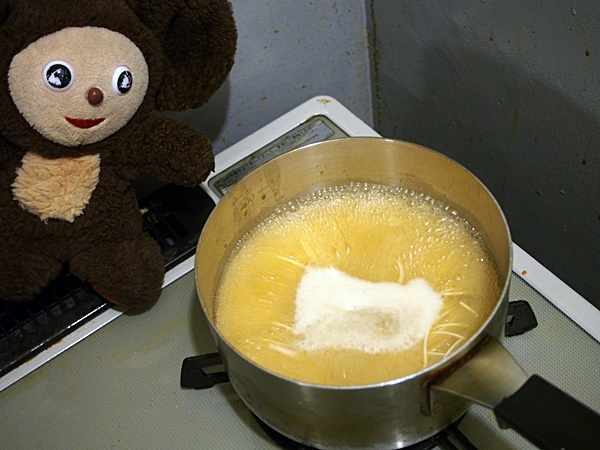 鯛あら煮 作り方