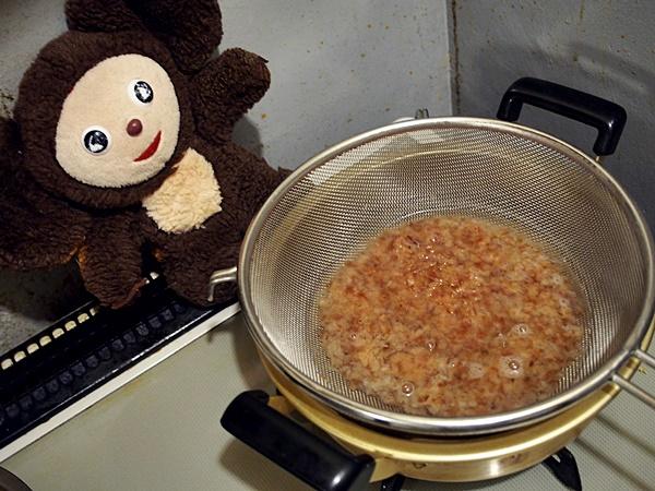 豚肉ときゅうり、トマトの肉吸い 作り方