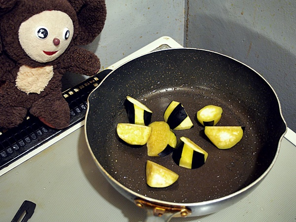 マーボー夏野菜 作り方