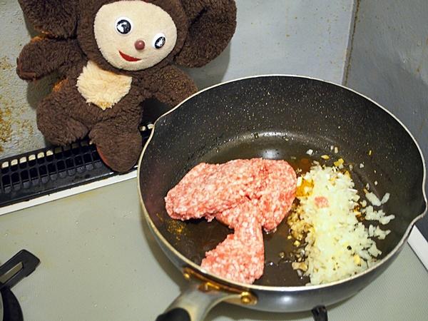 きゅうりのマーボーカレー 作り方