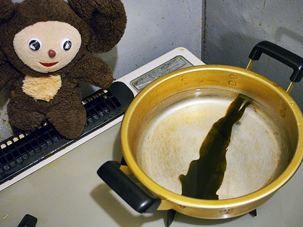 鶏肉団子の白味噌汁 作り方
