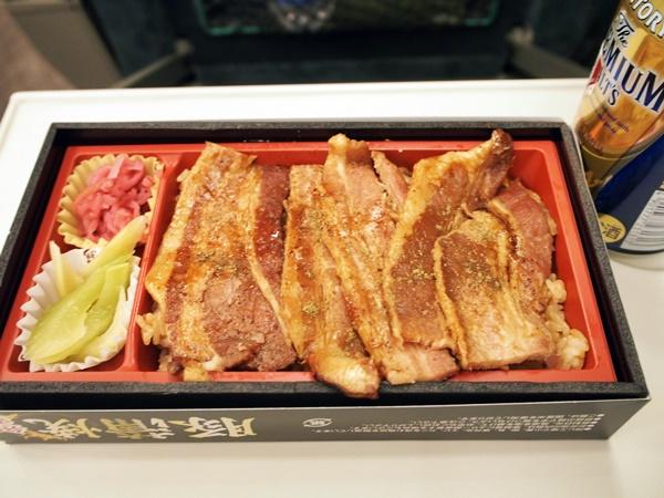 新幹線・弁当