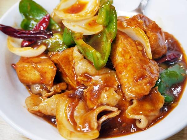 家常豆腐(香楽園)